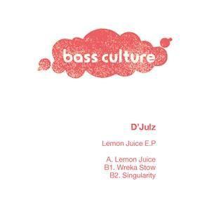 D\'julz – Lemon Juice EP