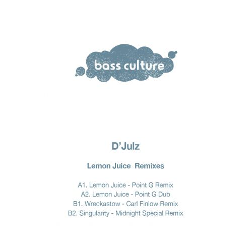 D\'julz - Lemon Juice point G,Carl Finlow, Midnight Special remixes