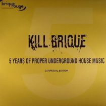 David Duriez / Various - Kill Brique: 5 Years Of Brique Rouge