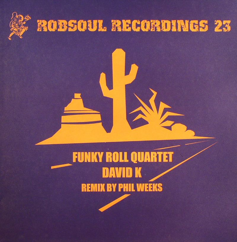 David K - Funky Roll Quartet