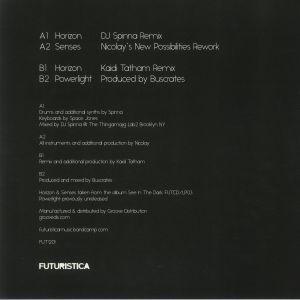 Deborah Jordan - Horizon (remixes)