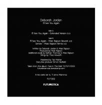 Deborah Jordan - I\'ll See You Again