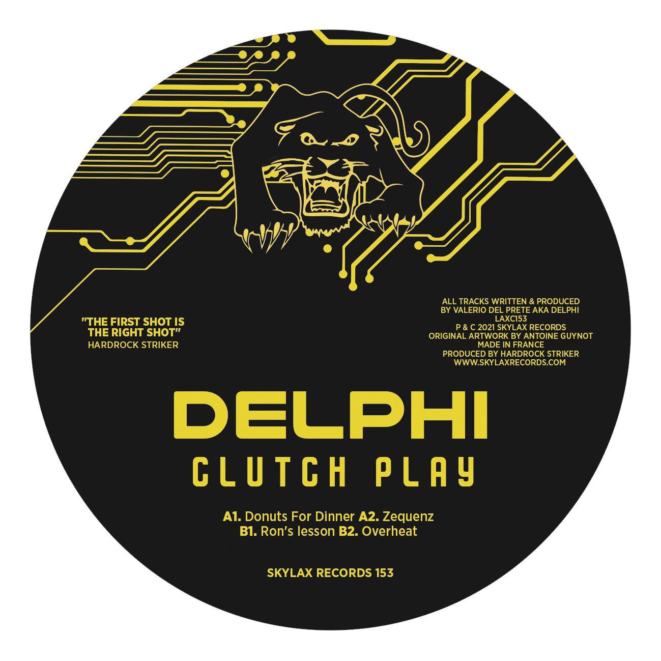 Delphi - Clutch Play