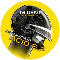Derek Carr - The Colour of Acid EP