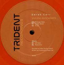 Derek Carr - Warm Machines ep