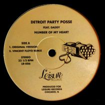 Detroit Party Posse - Number Of My Heart