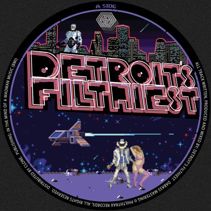 Detroit\'s Filthiest - Please Play Again