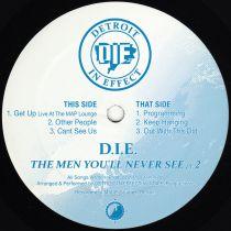 D.I.E. (Detroit In Effect) - The Men You\'ll Never See pt.2