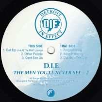 D.I.E. (Detroit In Effect) - The Men You\'ll Never See pt.2