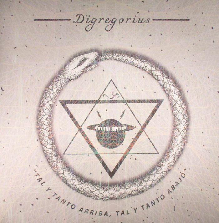 Digregorius - Tal Y Tanto Arriba Tal Y Tanto Abajo