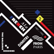 Dimitri From Paris Various - A La French (1987-1992) The Balearic Sessions Vol. 2