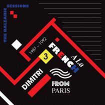 Dimitri From Paris Various - A La French (1987-1992) The Balearic Sessions Vol. 3