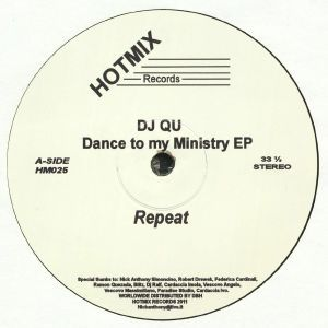 Dj Qu - Dance To My Ministry EP