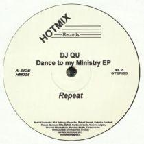 Dj Qu - Dance To My Ministry EP