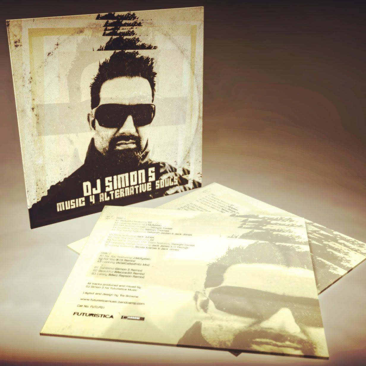 DJ Simon S - Music  4 Alternative Souls