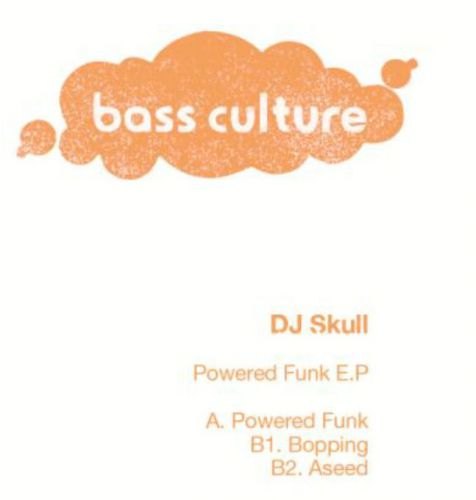 DJ Skull - Powered Funk EP