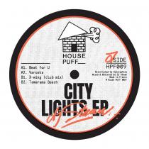 Dj Steaw - City lights EP