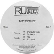 DJ Steaw / Gunnter - Twentieth EP