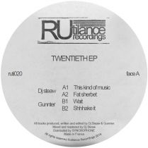 DJ Steaw / Gunnter - Twentieth EP