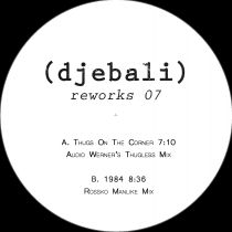 Djebali - Reworks #7 (Audio Werner, Rossko Remixes)