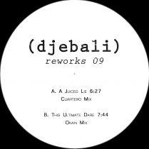 Djebali - Reworks #9 Okain & Cuartero rmxs