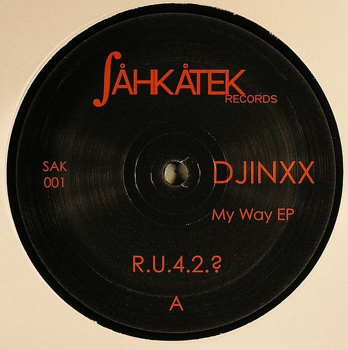 Djinxx - My Way Ep
