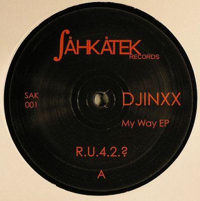 Djinxx - My Way Ep