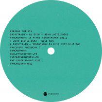 Drivetrain, DJ Deep, John Jastszesbki - Syncrophone 15 Years Anniversary Vol.1
