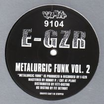 E-GZR - Metalurgic Funk Vol. 2