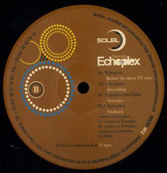 Echoplex – Australia EP