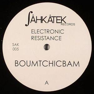 Electronic Resistance - Boumtchicbam