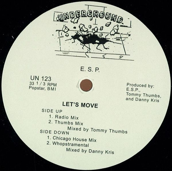 E.S.P - Let\'s Move