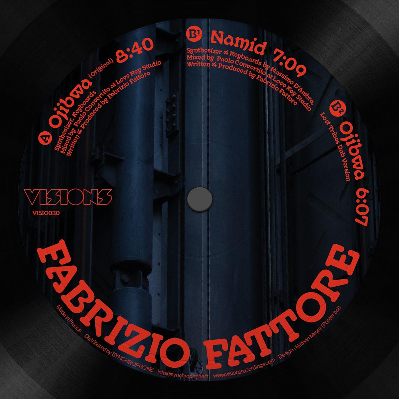 Fabrizio Fatorre - Ojibwa/Namid