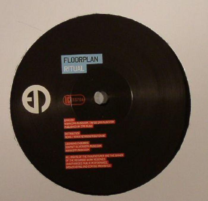 Floorplan/Robert Hood - Ritual/Shaker
