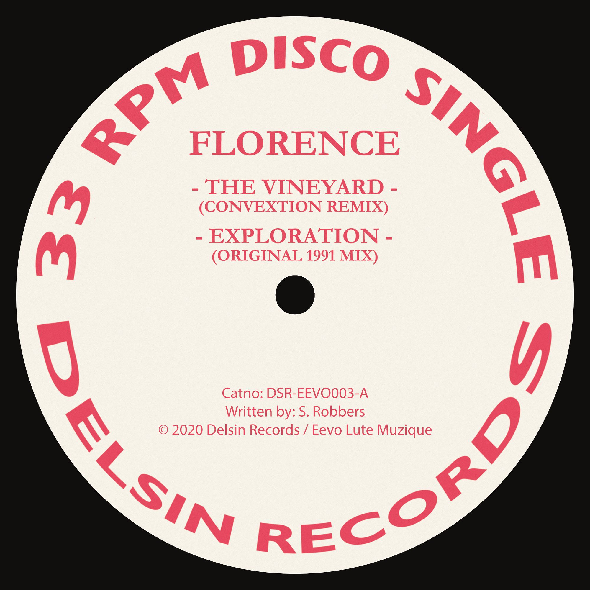 Florence - The Vineyard (Convextion & Peter Ford Remixes)