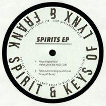 Frank Spirit & Keys Of Lynx - Spirits ( Glenn Underground Rmx )