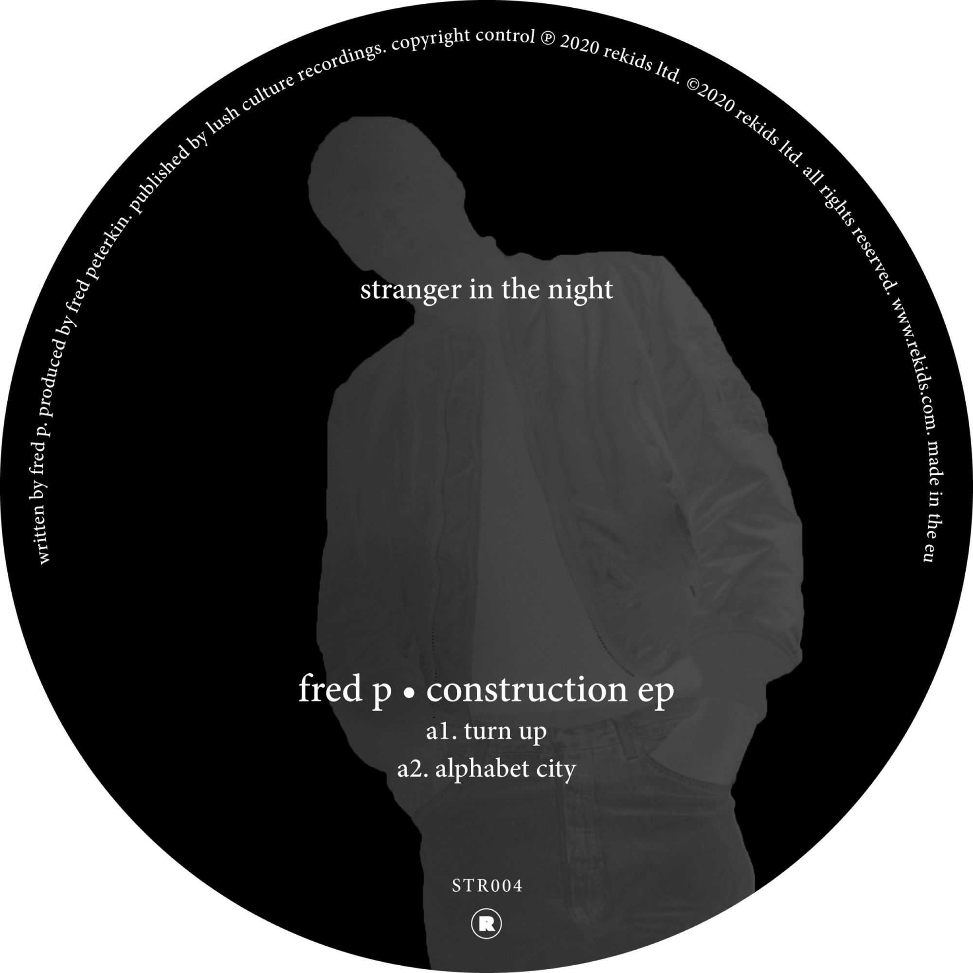 Fred P - Construction EP