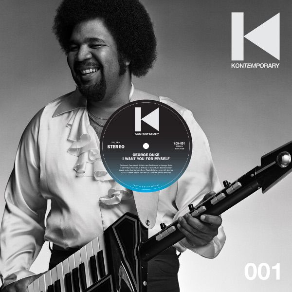 George Duke - I Want You For Myself ( KON\'S Extended Remix )