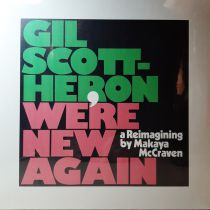 Gil Scott Heron -  We\'re New Again (A Reimagining By Makaya McCraven)