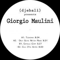 Giorgio Maulini - EP