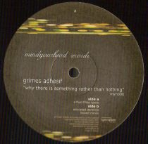 Grimes Adhesif – Why There Is Something Rather Than Nothing