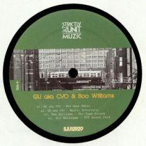 GU aka CVO / Boo Williams - Project