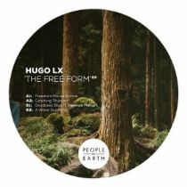 HUGO LX - The Free Form EP
