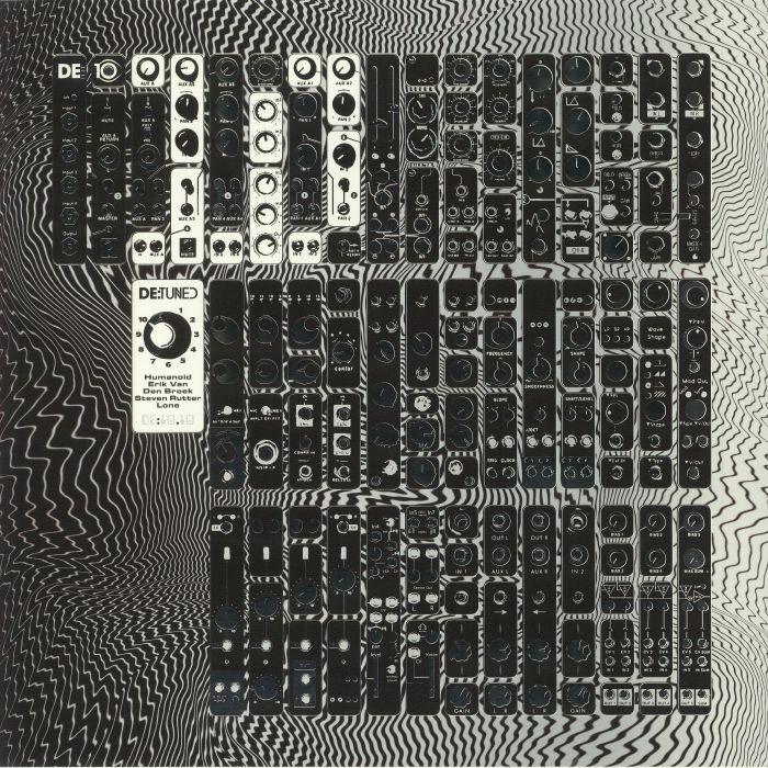 Humanoid , Erik Van Der Broek , Steven Rutter , Lone -  DE:10:10