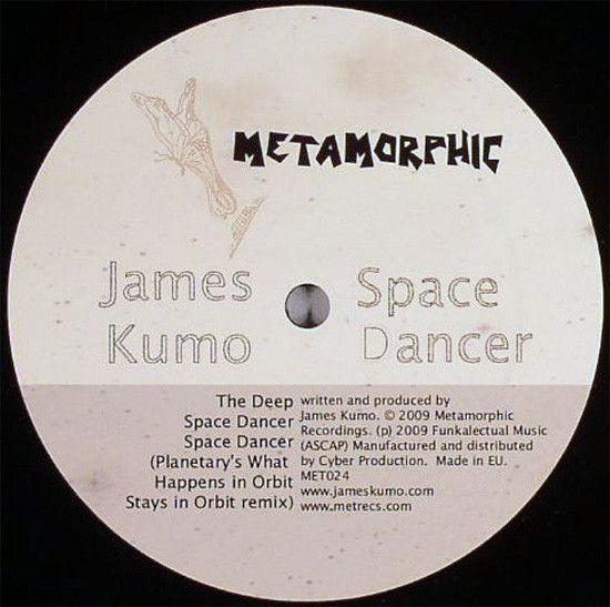 James Kumo - Space Dancer