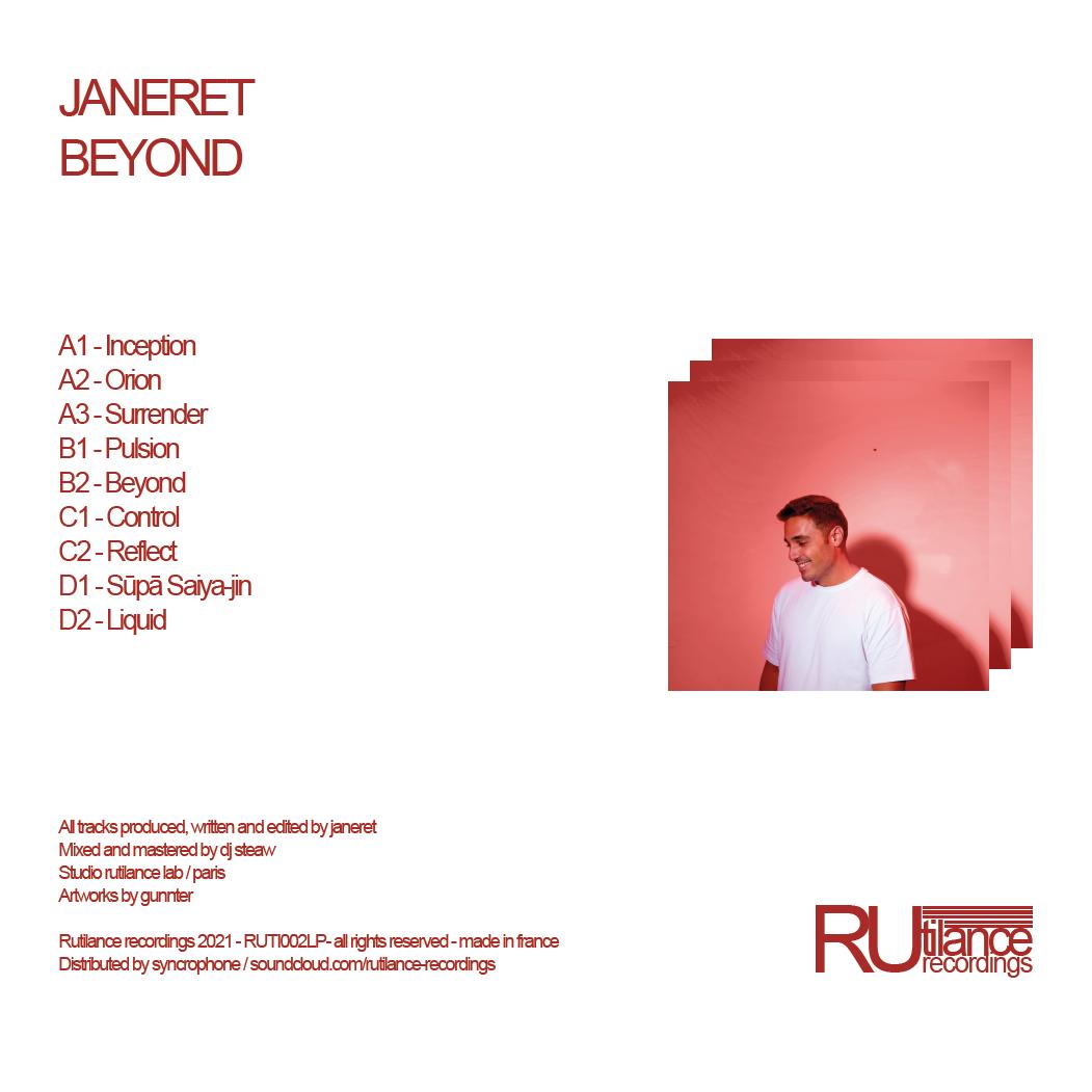 Janeret - Beyond