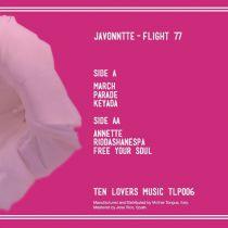 Javonntte - Flight 77