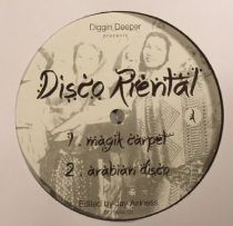 Jay Airiness - Disco\'Riental