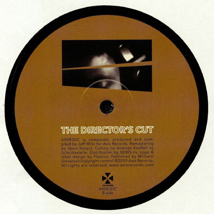 Jeff Mills - The Director\'s Cut Chapter 5