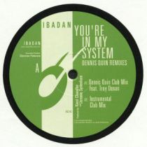 Jerome Sydenham And Kerri Chandler ‎– You\'re In My System (Dennis Quin Remixes)